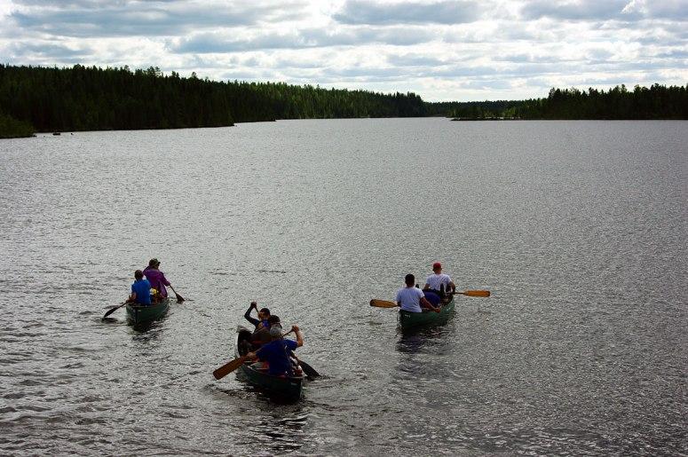 Långtur på Hårkan: vår mest populära tur.